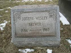 Joseph Wesley Brewer (1884-1965) - Find A Grave Memorial