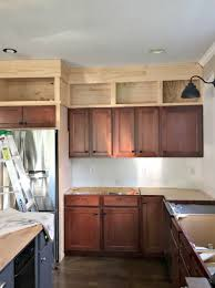how to re kitchen cabinets without sanding and varnishing how to finish kitchen cabinets to the ceiling