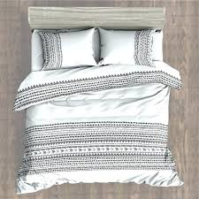 white boho bedding black and white bohemian bedding sets style brief queen size duvet cover set white boho bedding feather bedding set