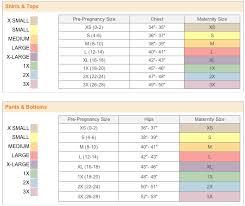Maternity Jean Size Chart Gap Pants Size Chart World Of Menu And Chart For Gap Pants