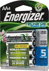 Energizer Size Aa Nimh 4 Pack Standard Battery 06286561 Msc Industrial Supply