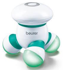 Купить <b>Массажер BEURER MG16</b>, зеленый в интернет-магазине ...