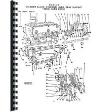 long 560 tractor parts manual includes 2 volumes