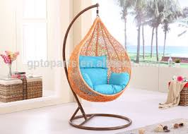 chair that hangs from ceiling. swing hanging chair rattan for bedroom ceiling that hangs from t