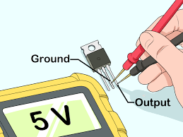 How To Test For Battery Drain With A Test Light How To Test A Voltage Regulator 12 Steps With Pictures