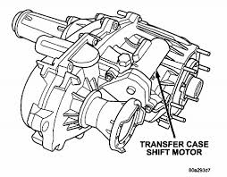 transfer case switch location wiring all about wiring diagram 2000 dodge dakota engine diagram at Dodge Dakota Engine Diagram