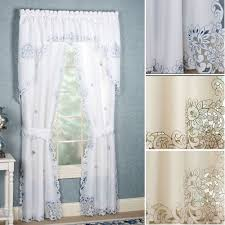 Priscilla Curtains Living Room Elegant Curtains Touch Of Class