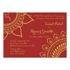 Indian Hindu Ganesh Wedding Invite Garba Mehndi Zazzle Com