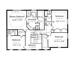 house plans with big bedrooms small large