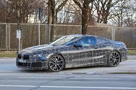 Spyshots: 2019 BMW 8 Series Prototype Has Production LED Lights ...