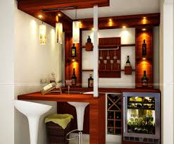 Full Size of Bar:stunning Home Bar Idea With Luxury But Rustic Design  Stunning Contemporary ...