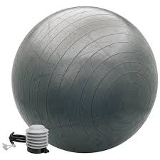 Stability Ball Chair Size Chart