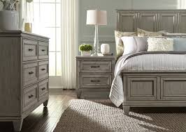 Driftwood Bedroom Furniture Grayton Grove Driftwood Panel Bedroom Set