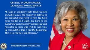 """Joyce Beatty on Twitter: """"Statement on ..."""