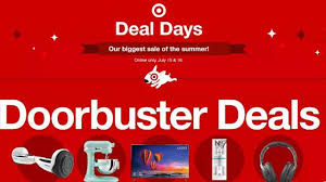 Target Deal Days: 40-50% off clothing, baby, toys, furniture, rugs ...
