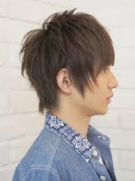 クラウドマッシュウルフメンズ髪型 Lipps 吉祥寺mens Hairstyle