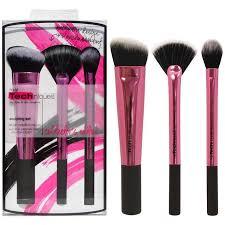 dels of real techniques makeup brush collector s edition sculpting set