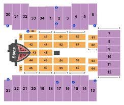 Fargo Dome Seating Chart Seating Chart Fargodome Seating Chart