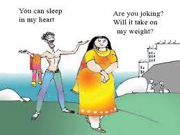 Funny Love Cartoon Quotes