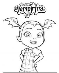 Vampirina Coloring Pages Collection Free Coloring Book