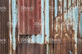 industrial texture wallpaper european rust corrugated metal sumika website