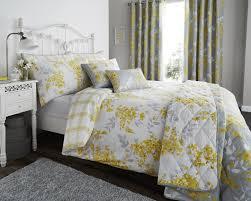 sophia duvet set with pillowcase s lemon duvet sets bedding direct uk