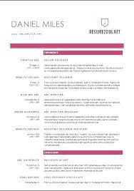 Easy Resume Builder Resume Template Ideas