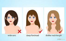 Finding The Right Hairstyle choose a hairstyle easy hairstyles hair type and face shapes 2256 by stevesalt.us