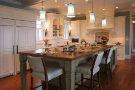... kitchen island with built-in sink and table View in gallery ...