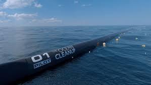 Projekt The Ocean Cleanup Eine Röhre Gegen Den Müll Im Ozean