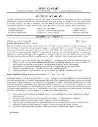 Resume Sample Format For Inspector Service At Home Examples College