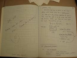 Lab Notebook Example Sample Lab Book