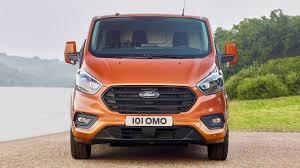 2018 Ford Transit Custom - YouTube
