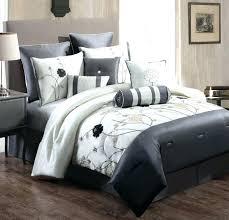 dark gray comforter sets set bedspread brilliant with regard grey duvets bri