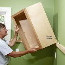 How To Install Cabinets Like A Pro R E P A I R R E M A K E R