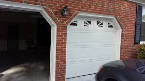 single garage doorMission in Newport News Create One Large Garage Door From Two