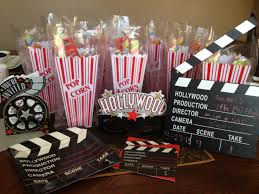 Movie Themed Bedroom Hollywood Movie Theme Party For Birthdays Make It Fun For The