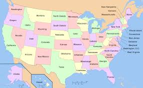 us states bordering the most other states  worldatlascom