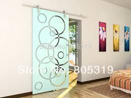 hardware aluminum sliding barn glass door sliding track set previous next