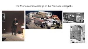 Robin Rhodes - The Monumental Message of the Periclean Acropolis - YouTube