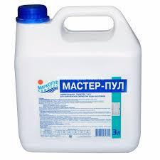 Мастер-Пул <b>канистра 3л</b> купить в Москве