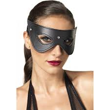 black faux leather mask at cosplay costume closet costume cosplay costumes