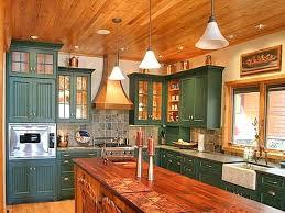 dark green painted kitchen cabinets. Sage Green Painted Kitchen Cabinets Popular Dark Country N