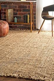 contemporary area rug indoor outdoor rugs oval round rectangle large 8x10 rugs natural color natural fiber rugs jute hand woven area mats home outdoor