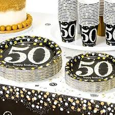 50th Birthday Party Themes Napihirekinfo