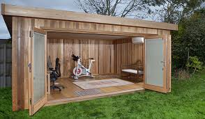 workshops and cabins oasis garden rooms can build anything that you desire oasis garden rooms offer you a stunning and exciting range of garden rooms build garden office kit