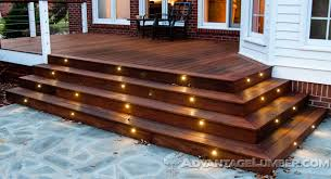 deck lighting. See Your Deck In A New Light With Advantage Lighting! Lighting