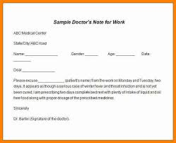 Sick Doctors Note Template 10 Doctors Note Sample This Is Charlietrotter