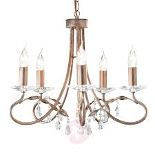 kitchen engaging silver and gold chandelier 19 christina five bulbs 3048001 31 graceful silver and gold