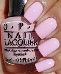 Opi Light Pink Nail Colors Pink Nails Nailpolish Opi Nail Colors Nails Pink